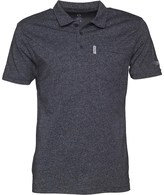 Lambretta Mens Grindle Jersey Polo Navy