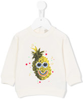 Stella McCartney pineapple print sweatshirt