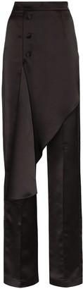 MATÉRIEL Asymmetric Layered Trousers