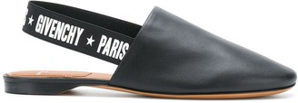 Givenchy Sling-Back Mules