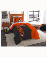 Northwest Company Cincinnati Bengals 5-Piece Twin Bed Set