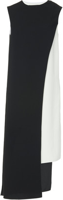 Jeffrey Dodd Split Overlay Tunic