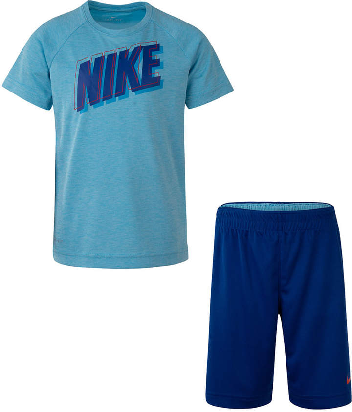 0ff4c7c31 Nike Blue Boys' Matching Sets - ShopStyle