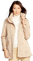 Ralph Lauren Water-Resistant Hooded Jacket