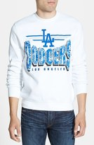 Mitchell & Ness Men's 'Los Angeles Dodgers' Crewneck Sweatshirt