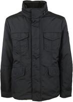 Peuterey Stripe Oxf Jacket