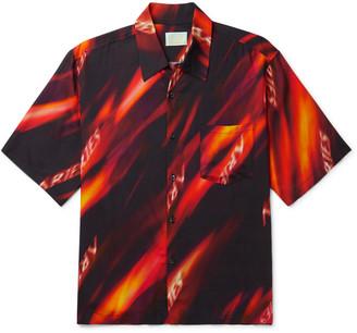 Aries Printed Woven Shirt