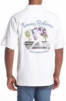 Tommy Bahama 'Goin' Goin' Gone' Silk Campshirt