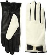Kate Spade Hardware Bow Tech Gloves