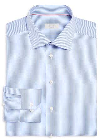 Eton of Sweden Bengal Stripe Regular Fit Dress Shirt
