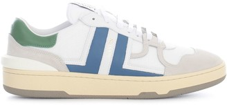 Lanvin Tennis Low Top Sneakers