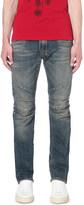 Balmain Faded slim-fit skinny jeans