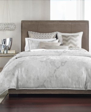 Hotel Collection Interlattice King Duvet Cover, Created for Macy's Bedding
