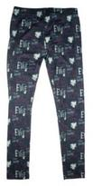 Disney Girls' Brush Sublimated Leggings