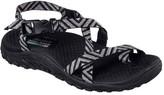 Skechers Women's Reggae Haystack Ankle Strap Sandal