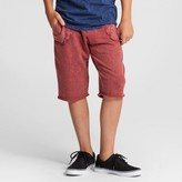 art class Boys' Dyed Knit Pull-On Shorts - Art Class Red