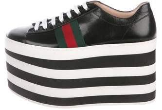 d8efa60391c Gucci Platform Sneaker - ShopStyle