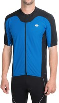 Sugoi RPM Cycling Jersey - Full Zip, Short Sleeve (For Men)