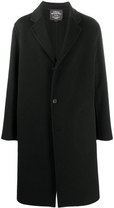 Stella McCartney Ernst single-breasted wool coat