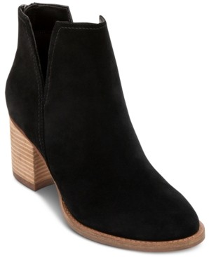 Aqua College Naomi Waterproof Booties, Created for Macy's Women's Shoes