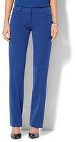 New York & Co. 7th Avenue Design Studio Pant - Signature - Universal Fit - Straight Leg - SuperStretch - Petite