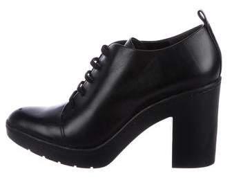 Alexander Wang Jana Leather Booties w/ Tags