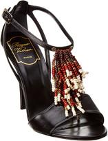 Roger Vivier Leather Sandal