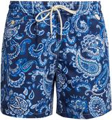 Polo Ralph Lauren Paisley-print swim shorts