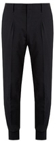 Wooyoungmi Tapered-leg wool-blend trousers