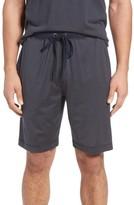 Daniel Buchler Men's Silk & Cotton Lounge Shorts