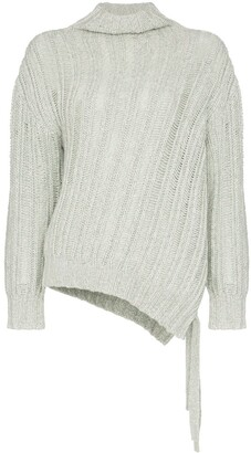 Sies Marjan Nancy knitted roll-neck sweater