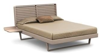 Copeland Furniture Contour Platform Bed Size: King, Color: Soaped Ash