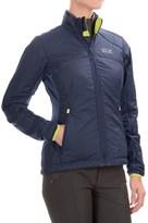 Jack Wolfskin Exhalation Microstretch Jacket - Insulated (For Women)