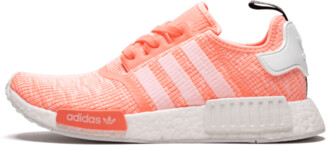 adidas NMD R1 Womens 'Sun Glow' Shoes - Size 5W