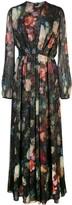 ADAM by Adam Lippes floral print long dress