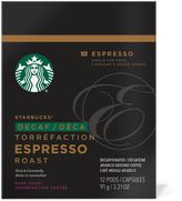 Starbucks VerismoTM 12-Count Decaf Espresso Roast Espresso Pods