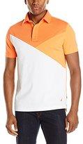 Nautica Men's Colorblock Polo Shirt