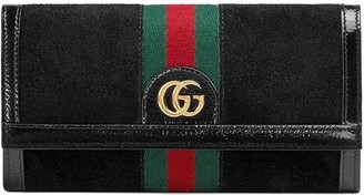 Gucci Ophidia continental wallet