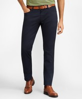 Brooks Brothers Slim-Fit Lightweight Stretch Advantage Chino Five-Pocket Pants