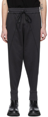 The Viridi-anne Grey French Terry Lounge Pants