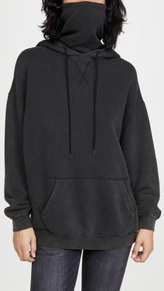 R 13 #MaskUp Vintage Fleece Hoodie