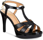 Thalia Sodi Velda Platform Dress Sandals, Created For Macy's Women's Shoes