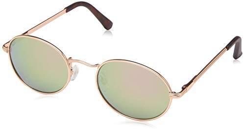 Morgan A.J. Sunglasses Unisex-Adult Wonderful 39015-GLP Oval Sunglasses