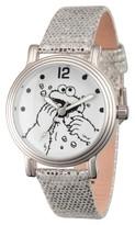 Sesame Street Women's Women's Silver Vintage Alloy Watch - Silver