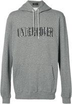 Undercover printed hooded sweatshirt - men - Cotton - 3