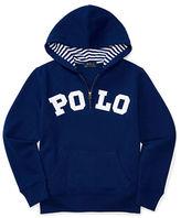 Ralph Lauren Childrenswear Magic Fleece Logo Pullover