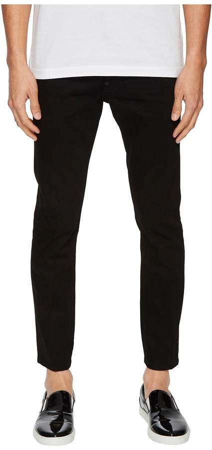 DSQUARED2 Black Bull Skater Jeans Men's Jeans