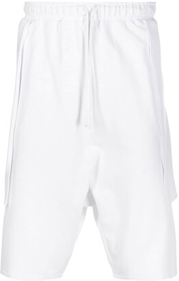 Alchemy Tonal Panel Track Shorts