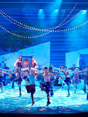 Virgin Experience Days Mamma Mia! Theatre Tickets and Dinner for Two in London's West End