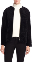 Isabel Marant Women's Aja Shearling Reversible Lamb Shearling Jacket